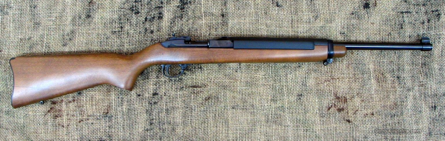 RUGER Deerfield Semi-Auto Carbine, .44 Mag. Cal.   Guns > Rifles > Ruger Rifles > M44/Carbine