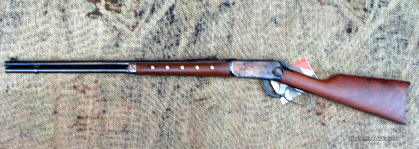 Winchester Mod. 1894 Chief Crazy Horse Comm. Rifle, 38-55 Cal.  Guns > Rifles > Winchester Rifle Commemoratives