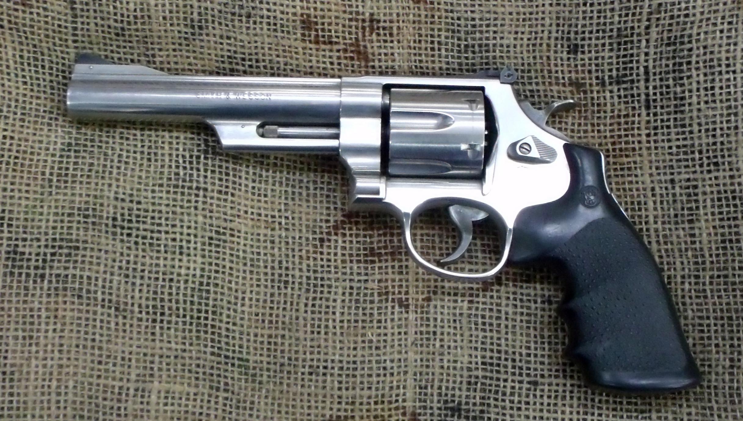SMITH&WESSON Model 657-4 Rev., 41 Mag. Cal.   Guns > Pistols > Smith & Wesson Revolvers > Full Frame Revolver