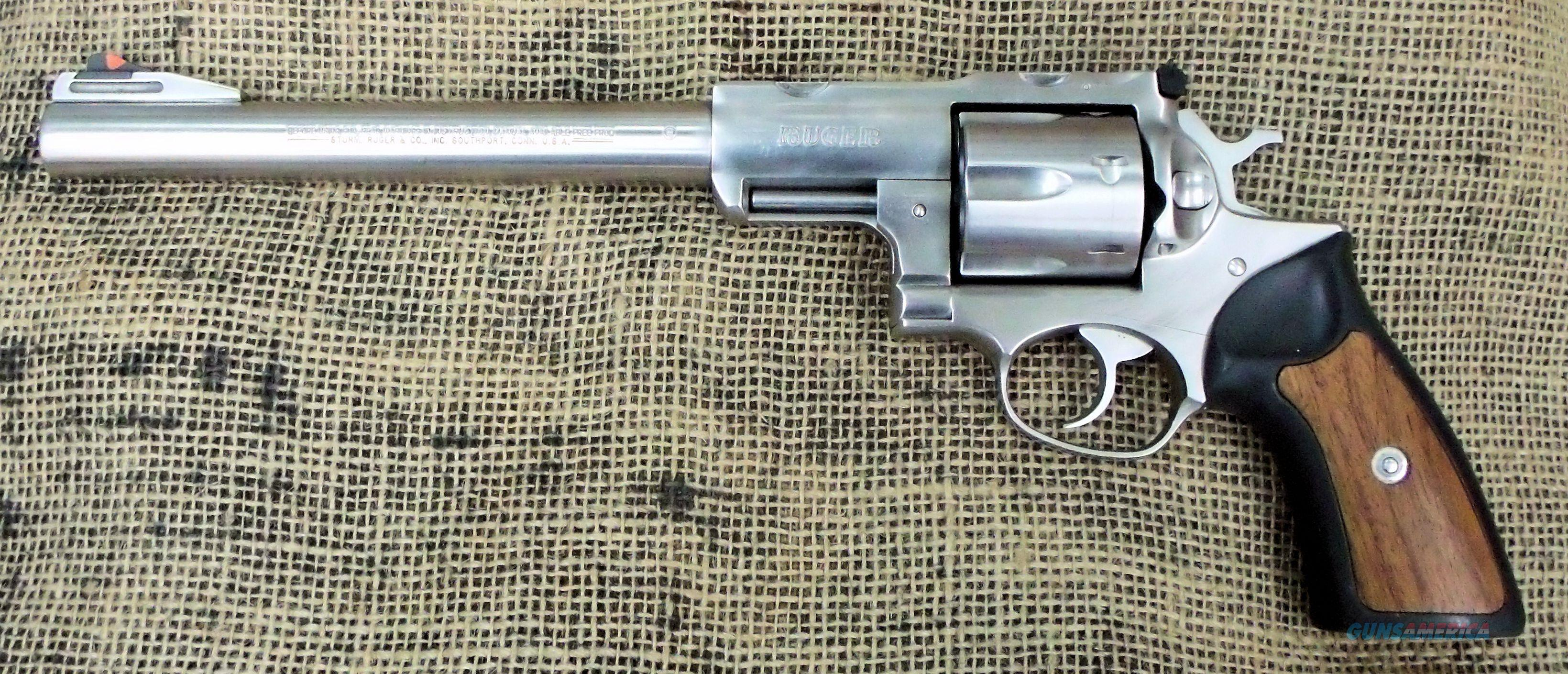 Ruger Super Redhawk Revolver, 44Mag. Cal.  Guns > Pistols > Ruger Double Action Revolver > Redhawk Type