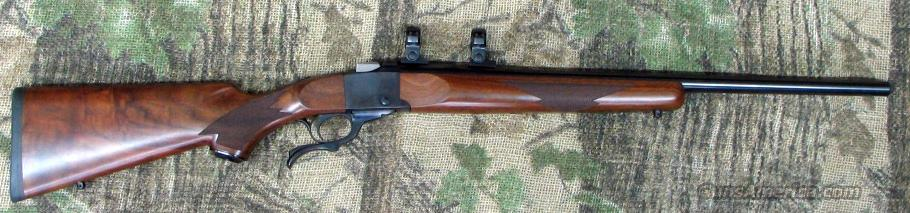RUGER Number 1 Rifle, 22-250 Cal  Guns > Rifles > Ruger Rifles > #1 Type