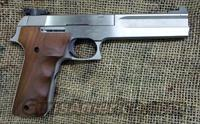 SMITH & WESSON Mod. 2206 Target 22LR Cal. Pistol  Guns > Pistols > Smith & Wesson Pistols - Autos > Steel Frame