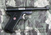 Ruger MK II, 50th Aniv. Spl. Edition  Ruger Semi-Auto Pistols > Mark I & II Family