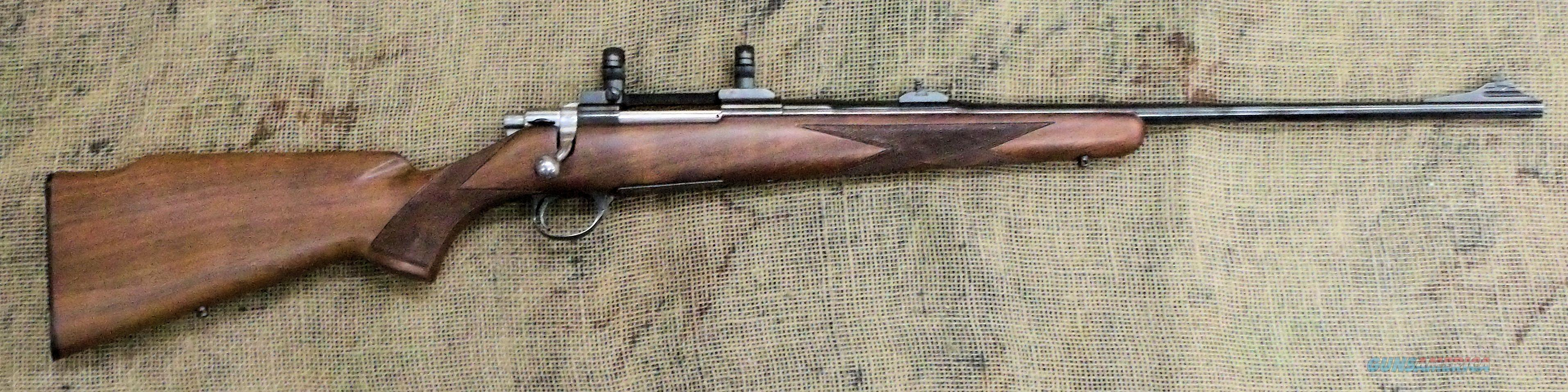 BROWNING Safari Bolt Action Rifle, 243 Win. Cal.  Guns > Rifles > Browning Rifles > Bolt Action > Hunting > Blue