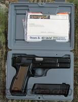 BROWNING Hi-Power Pistol, 9mm(Price Reduced)  Guns > Pistols > Browning Pistols > High Power