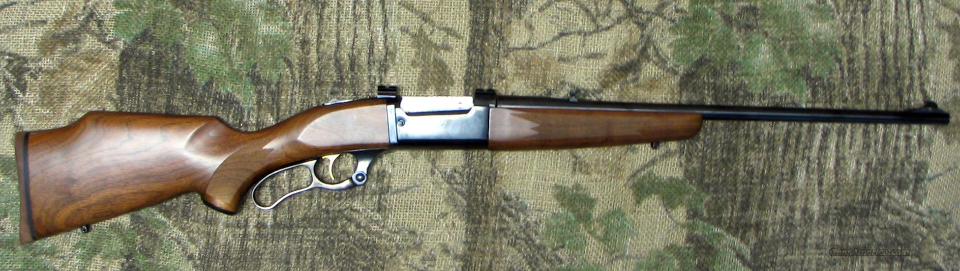SAVAGE Model 99F Lever-Action Rifle, .284 Win Cal  Guns > Rifles > Savage Rifles > Model 95/99 Family