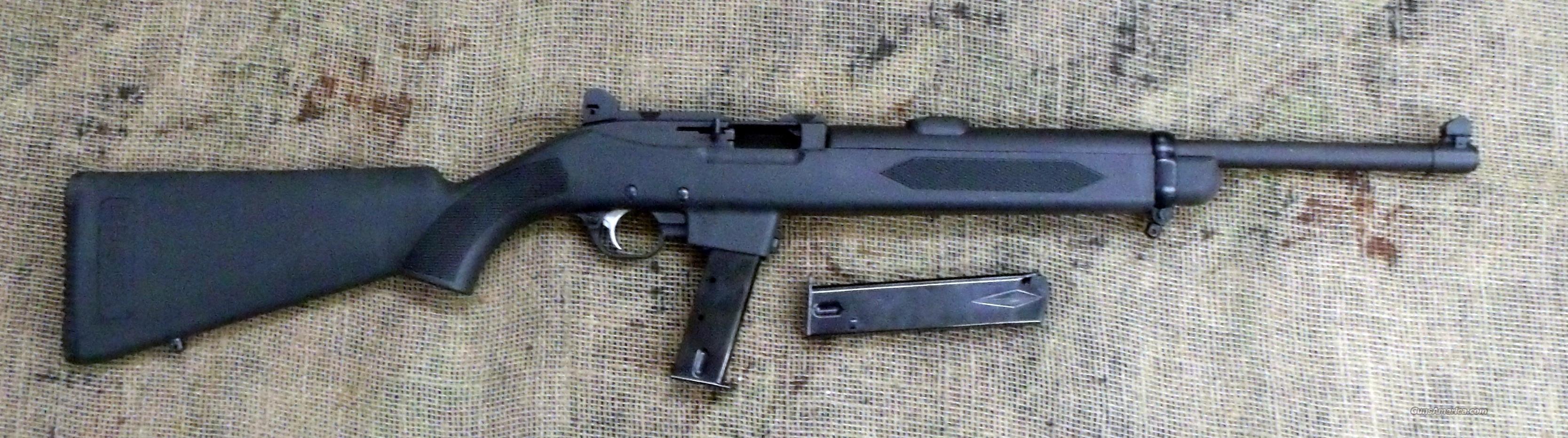 Precision Auto Sales >> RUGER PC9 Semi-Auto Carbine 9x19mm for sale