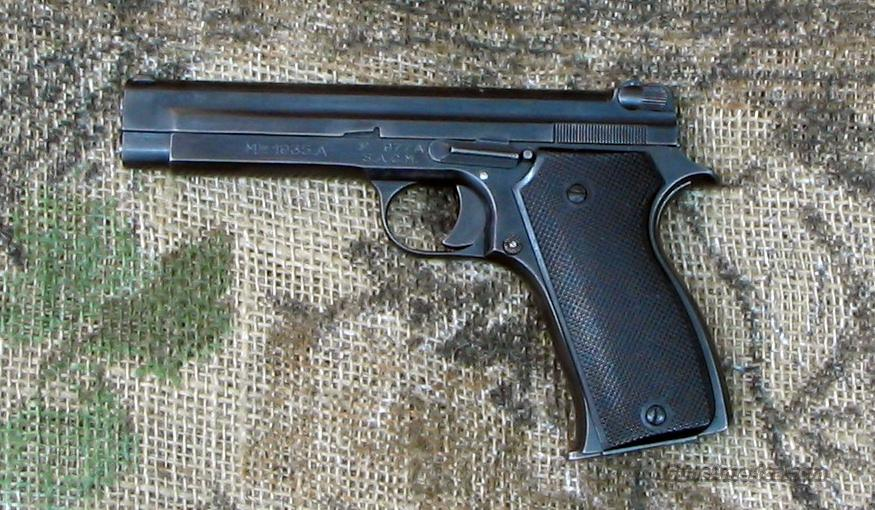 French Model 35A Pistol, 32 Auto     Guns > Pistols > Military Misc. Pistols Non-US