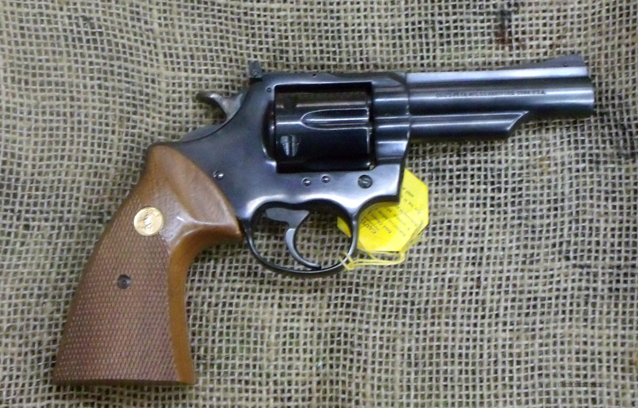 Colt Trooper MK III, 22 Mag. Cal.  Guns > Pistols > Colt Double Action Revolvers- Modern