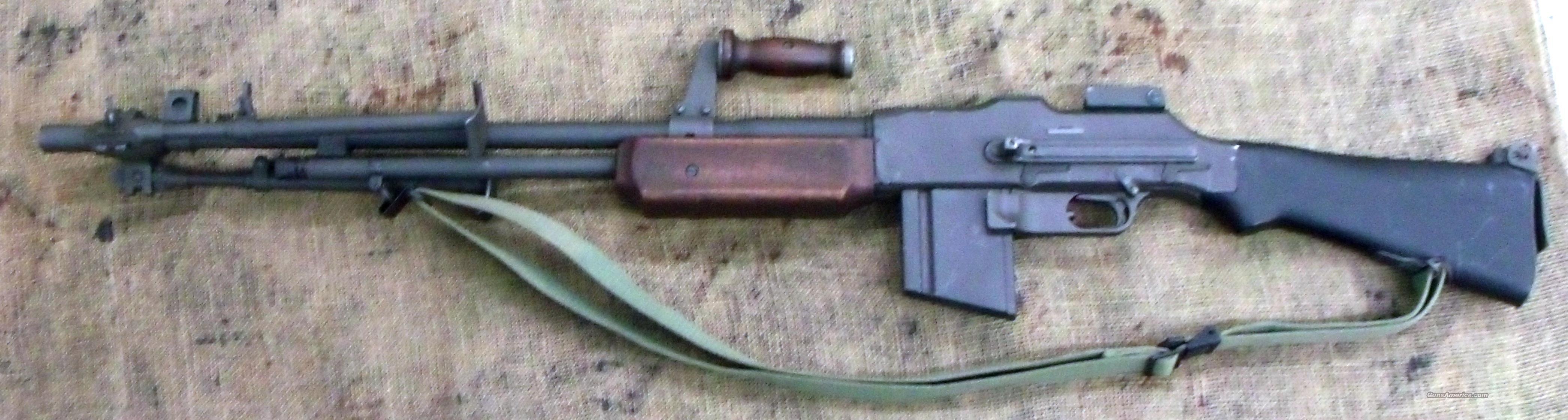 Precision Auto Sales >> OHIO Ordnance 1918A3 BAR Semi-Auto Rifle, 30-06 Cal.