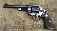 SMITH&WESSON Model of 1950 Military, 44 Spl., 6 1/2 inch  Smith & Wesson Revolvers > Full Frame Revolver