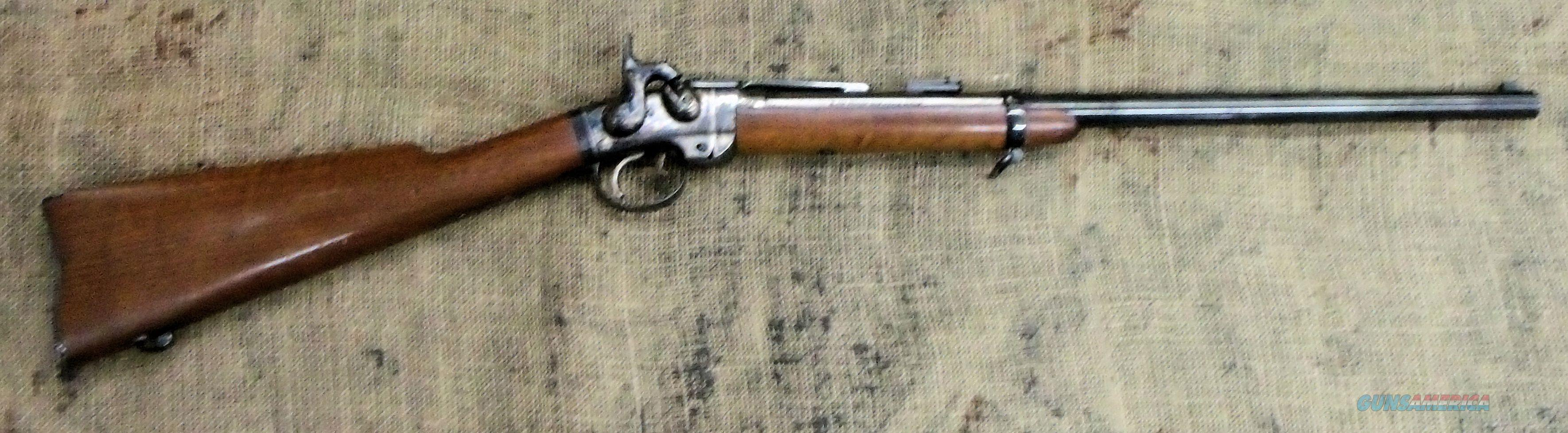 SMITH'S Patent, Navy Arms Co. Reproduction Rifle, .50 Cal.  Guns > Rifles > Navy Arms Rifles