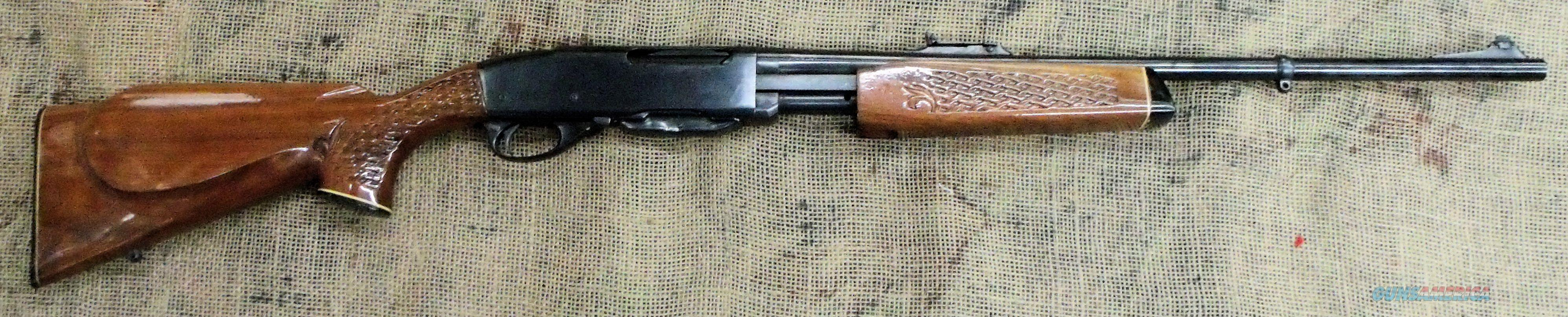REMINGTON Mod. 760 BDL Slide-Action Rifle, 30-06  Guns > Rifles > Remington Rifles - Modern > Other