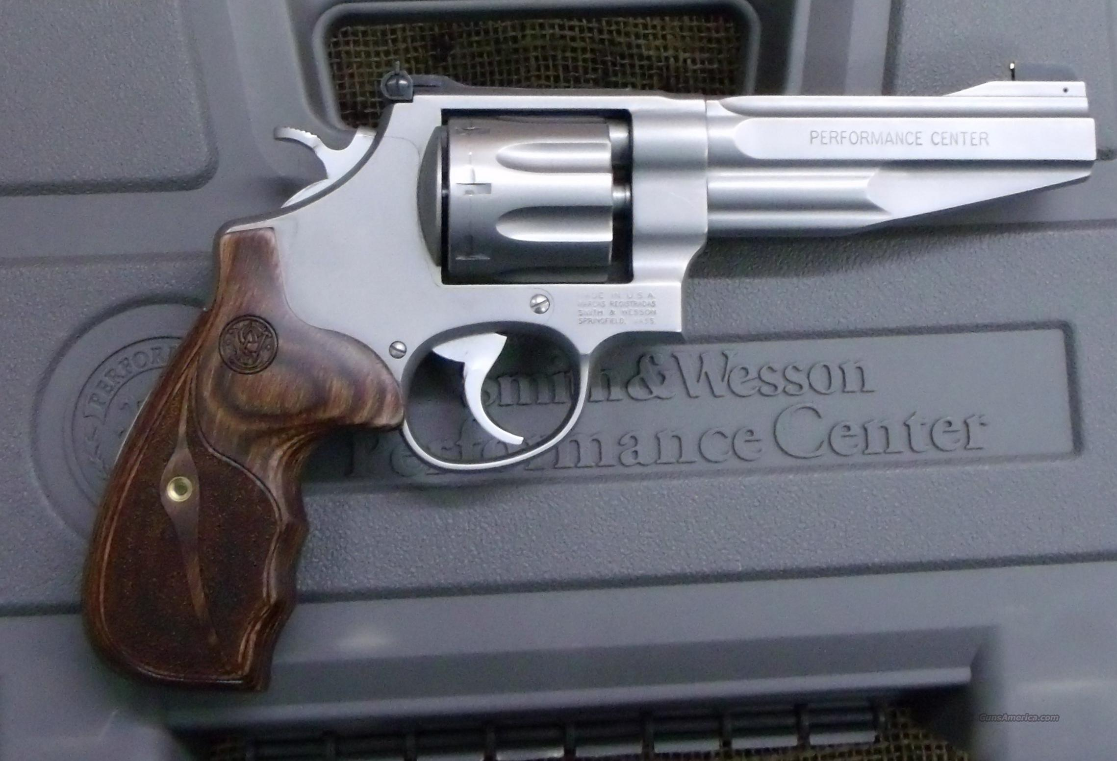 SMITH&WESSON Model 627-5, 8 Shot Rev. 357 Mag. Cal.  Guns > Pistols > Smith & Wesson Revolvers > Full Frame Revolver