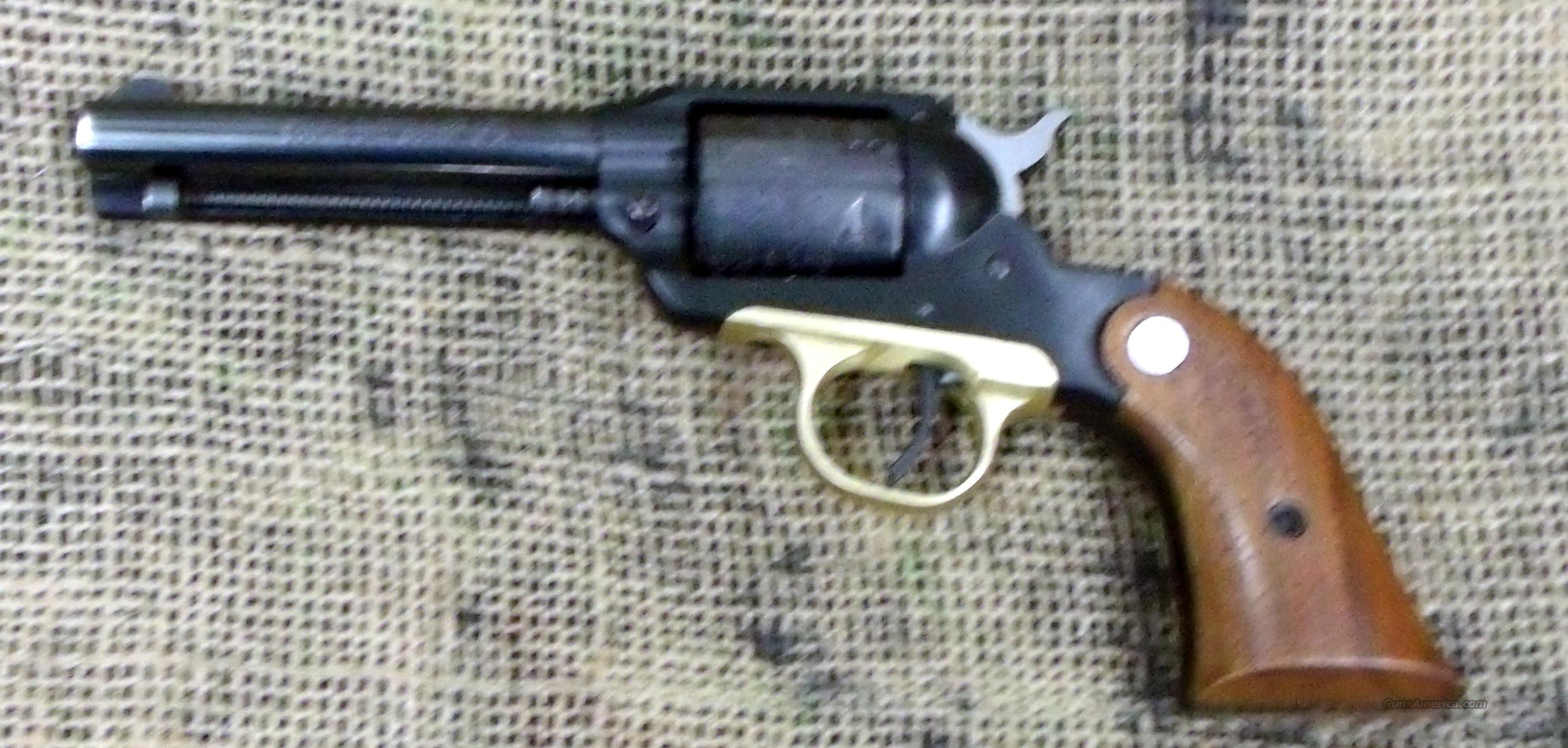 RUGER Bearcat (old model), 22 Cal.   Guns > Pistols > Ruger Single Action Revolvers > Single Six Type