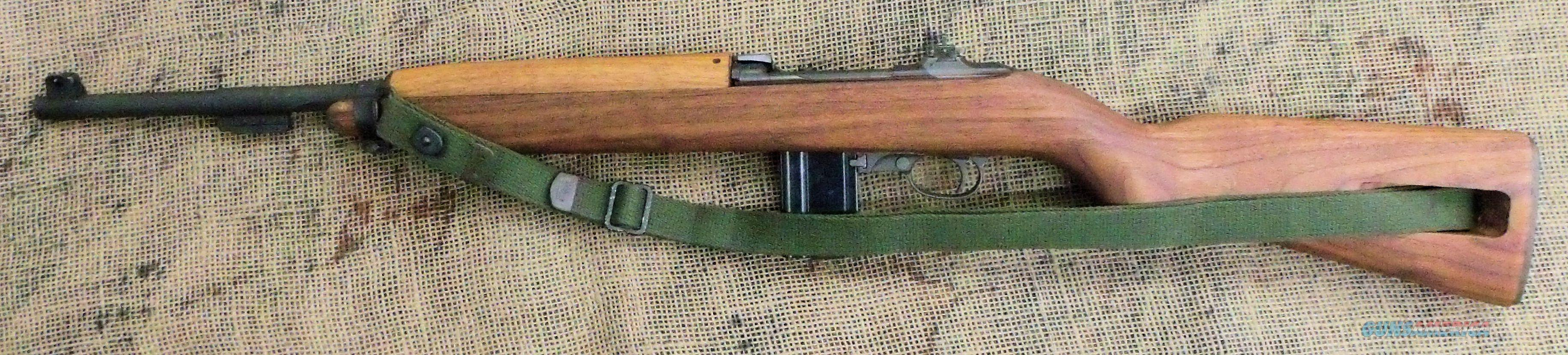SPRINGFIELD ARMORY M1 Carbine Semi-Auto Rifle in 30 Carbine  Guns > Rifles > Springfield Armory Rifles > M1 Garand