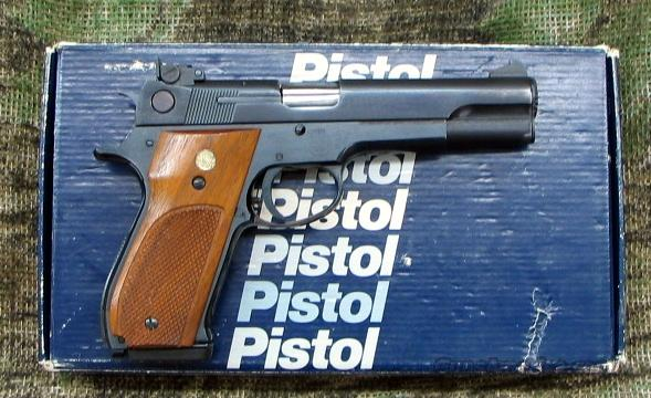 SMITH&WESSON Mod. 52-2, 38 spl. WC, Target Pistol  Guns > Pistols > Smith & Wesson Pistols - Autos > Steel Frame
