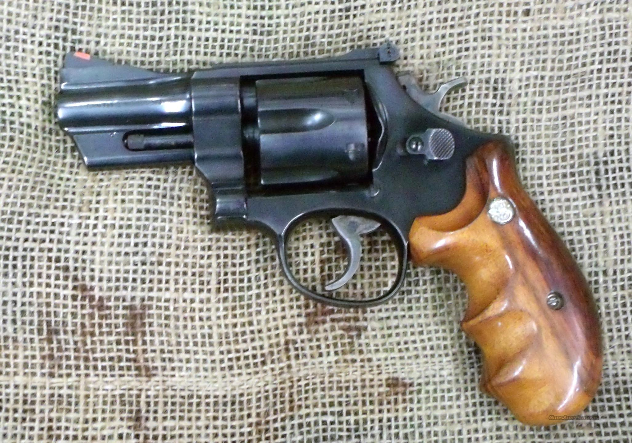 SMITH & WESSON Model 24-3, 3 inch Barrel   Guns > Pistols > Smith & Wesson Revolvers > Full Frame Revolver