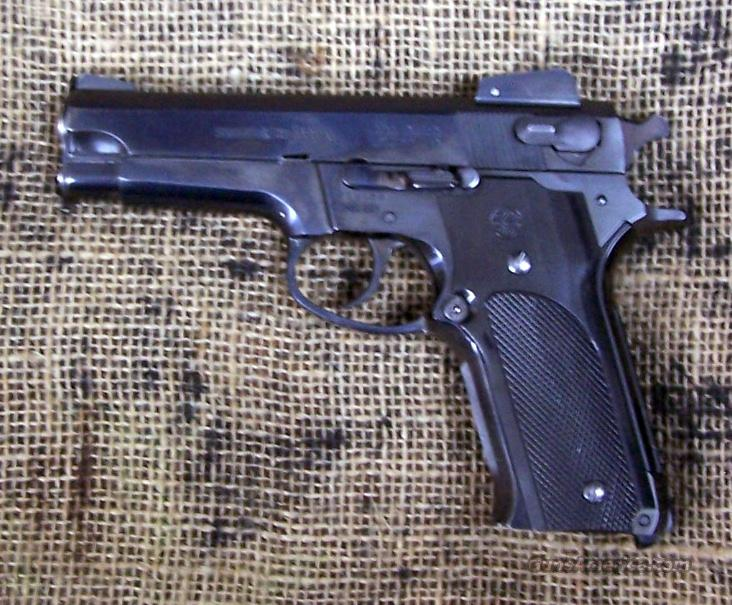 Smith & Wesson Mod 559 Pistol, Blue  Guns > Pistols > Smith & Wesson Pistols - Autos > Steel Frame
