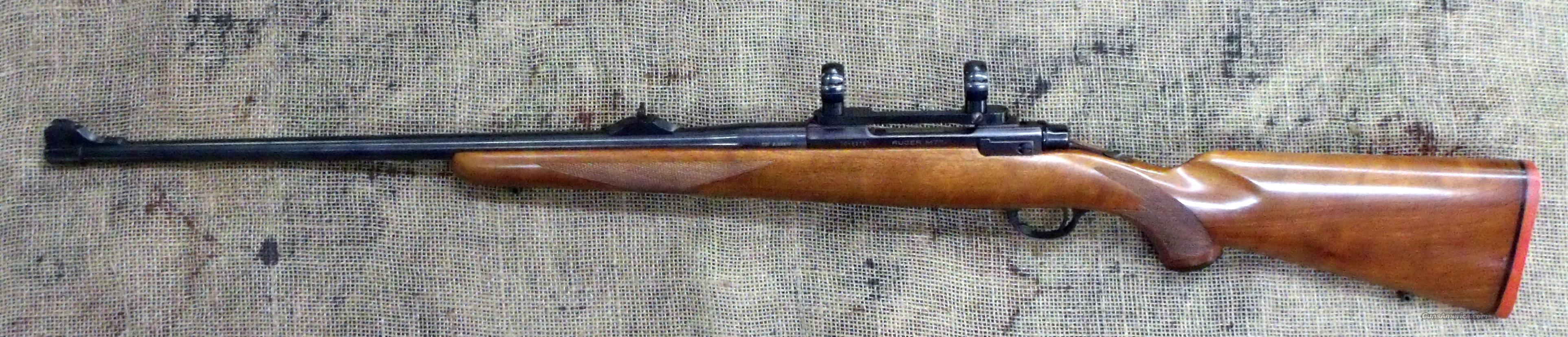 RUGER Early Model 77 Rifle, 257 Roberts Cal  Guns > Rifles > Ruger Rifles > Model 77