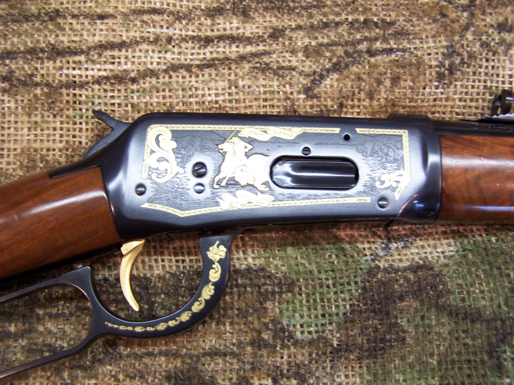 Winchester Oklahoma 32-40 Diamond Jubilee 1982  Guns > Rifles > Winchester Rifle Commemoratives