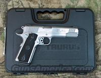 TAURUS Model PT 1911 Pistol, 38 Super, Price Reduced  Guns > Pistols > Taurus Pistols/Revolvers > Pistols > Steel Frame