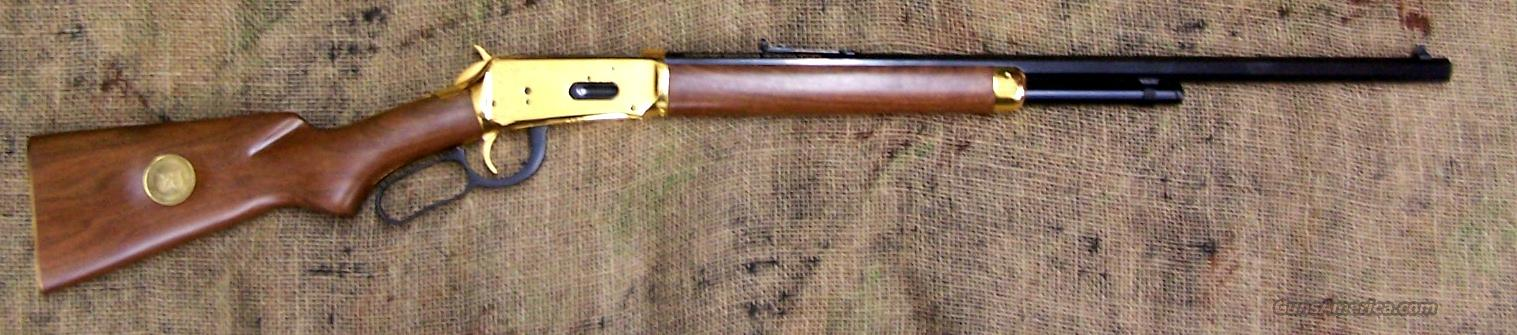 WINCHESTER 1894 Northwest Territories Comm. 30-30 Cal.  Guns > Rifles > Winchester Rifle Commemoratives
