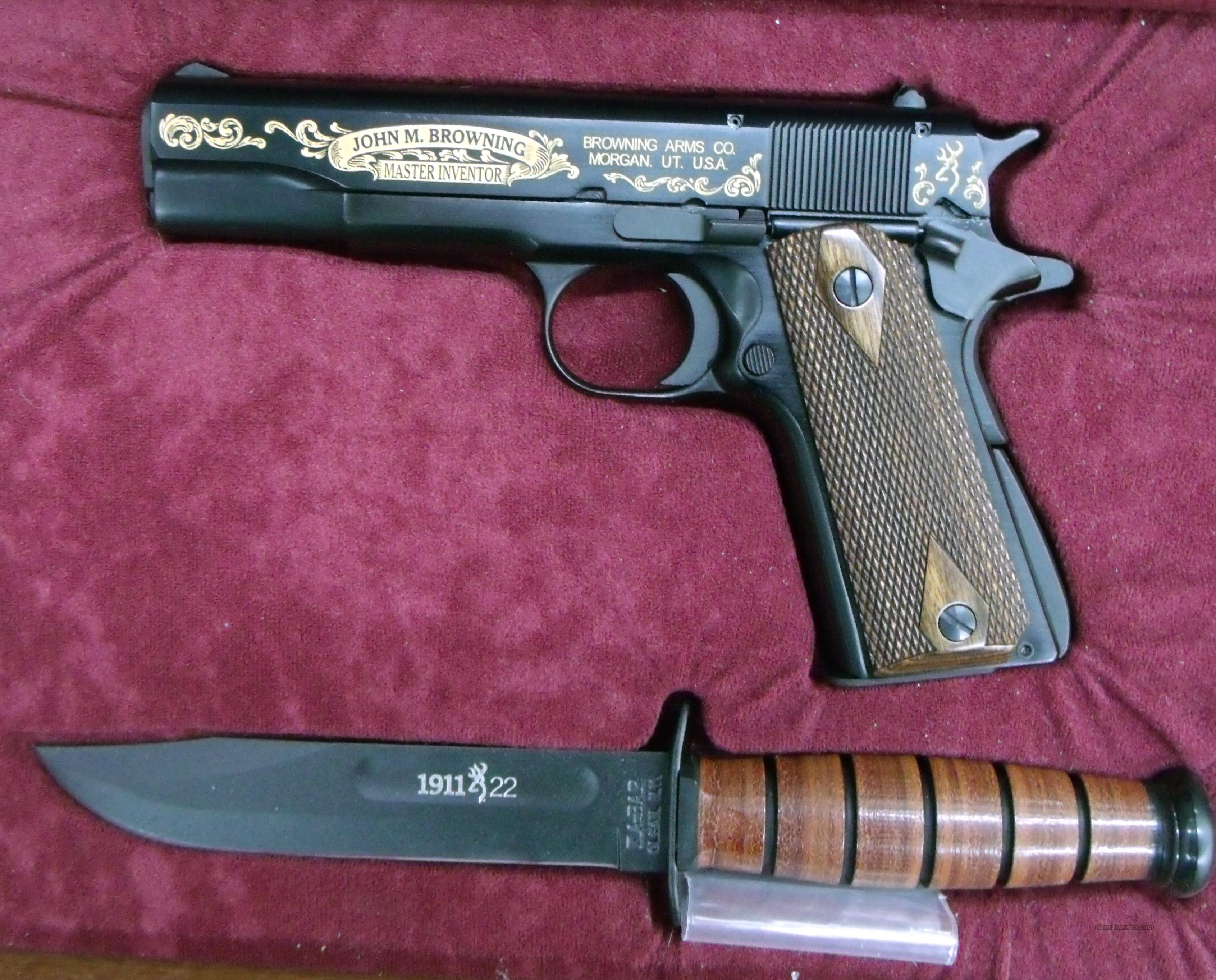 BROWNING 1911-22 Comm. Ed., 22 LR Cal  Guns > Pistols > Browning Pistols > Other Autos