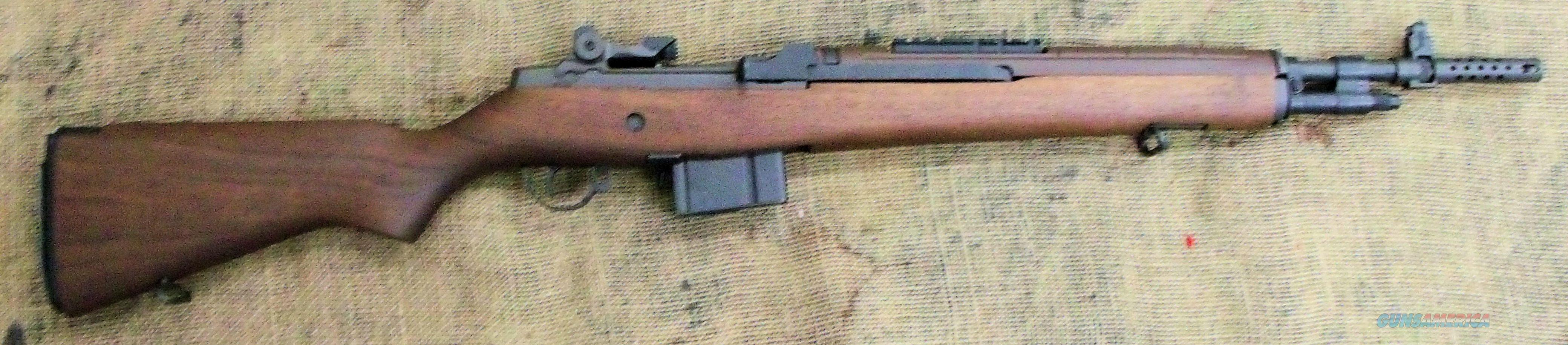 SPRINGFIELD ARMORY M1A SCOUT Semi-Auto Rifle in 7.62 NATO  Guns > Rifles > Springfield Armory Rifles > M1A/M14