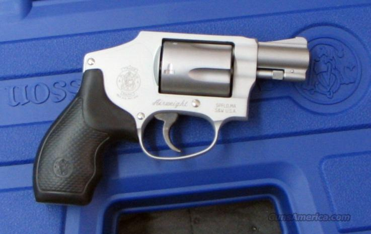 SMITH & WESSON Mod. 642,  38 Spl. +P Cal., Rev.(Rebate)  Guns > Pistols > Smith & Wesson Revolvers > Full Frame Revolver