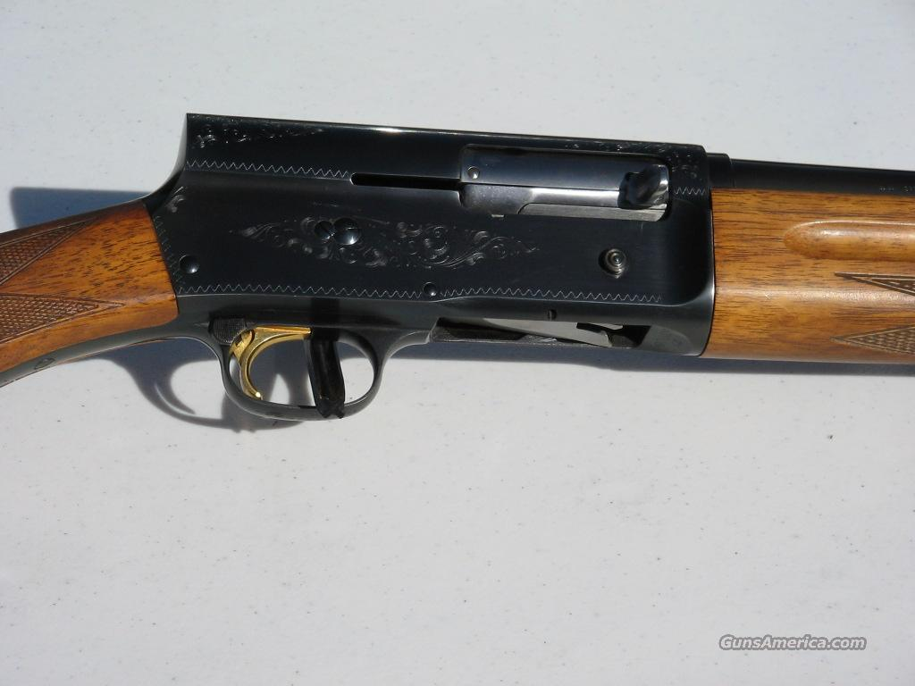 Browning Sweet 16 Belgium 1967  Guns > Shotguns > Browning Shotguns > Autoloaders > Hunting