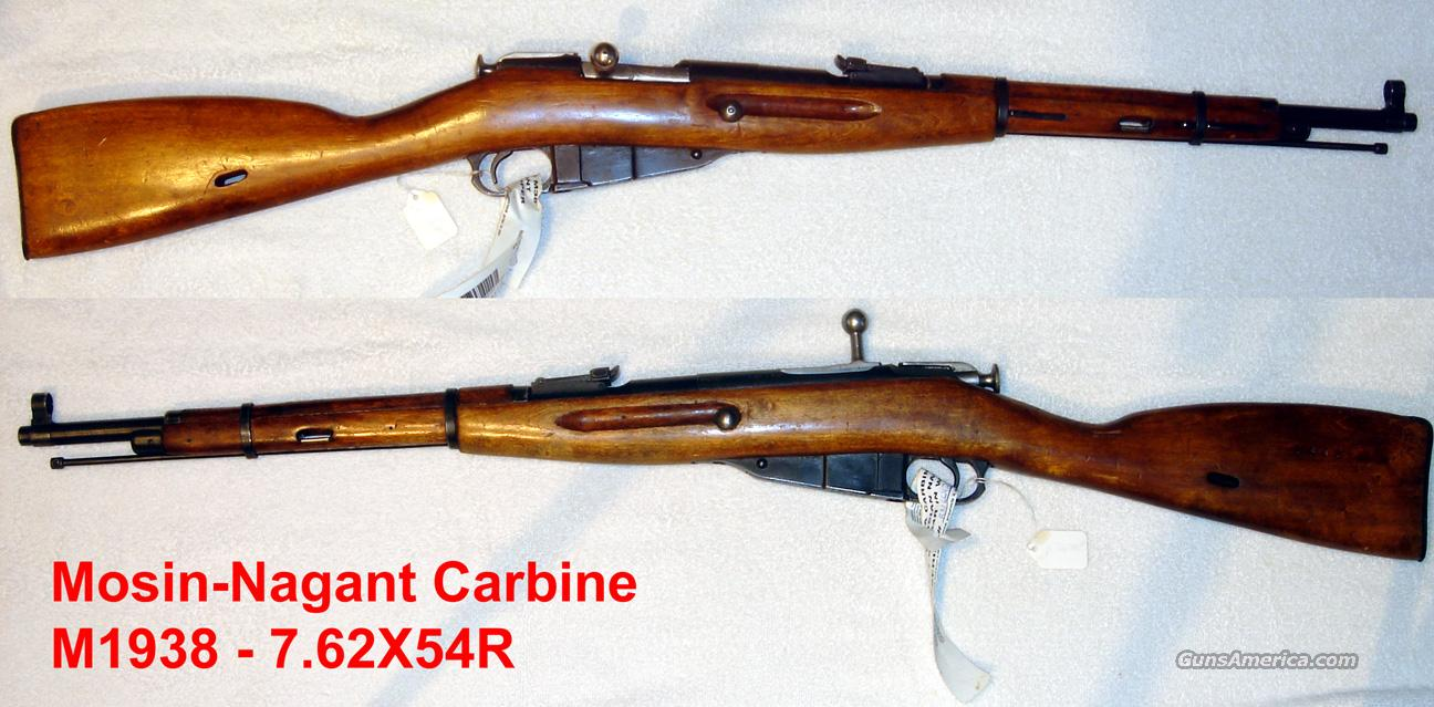 Mosin Nagant M38 Carbine - C&R - All Matching  Guns > Rifles > Mosin-Nagant Rifles/Carbines