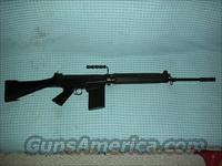 FN-FAL Assault Rifle, Standard .308 Match Version, with Flash Suppressor  FNH - Fabrique Nationale (FN) Rifles > Semi-auto > FAL Type