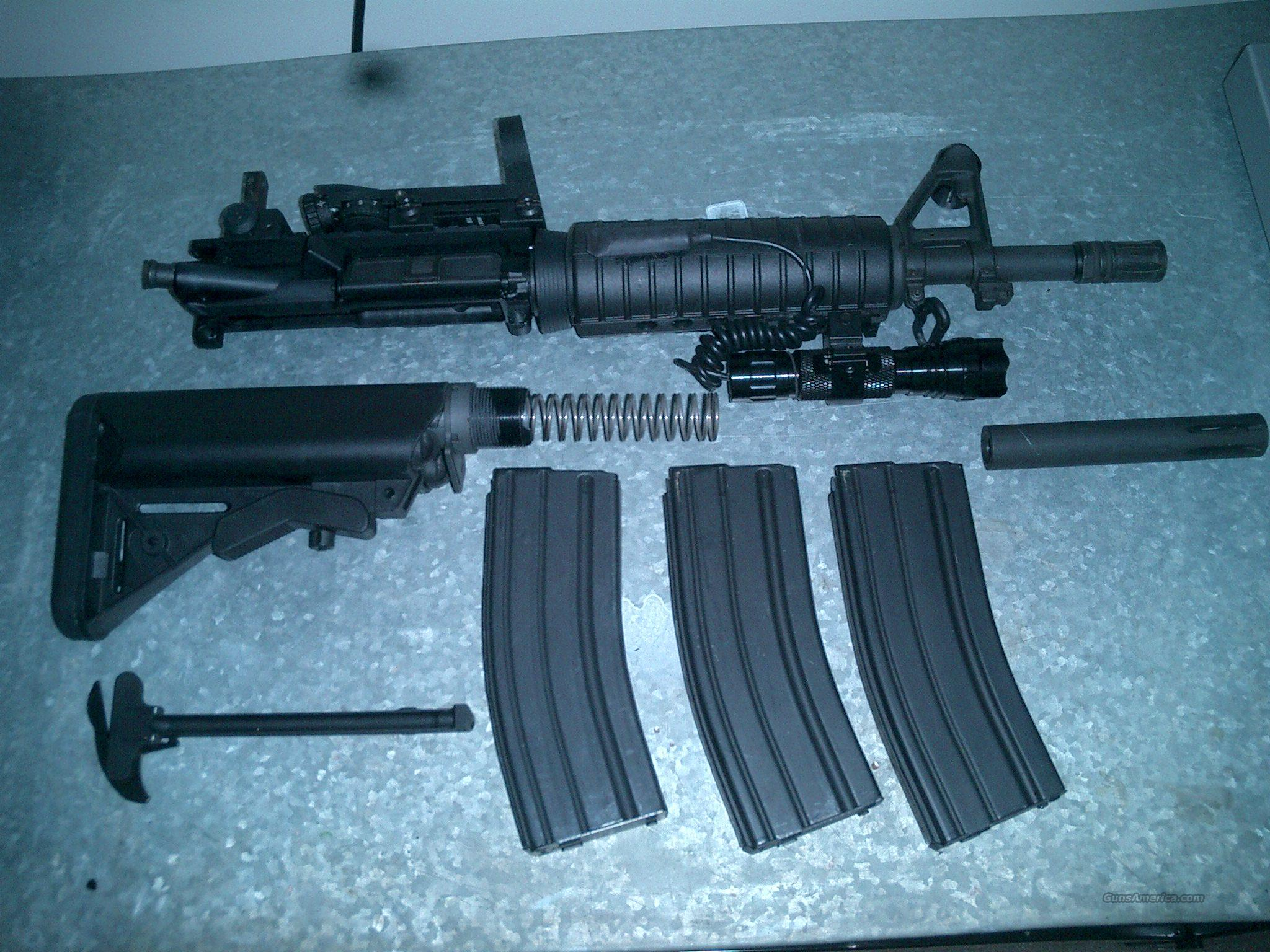 11.5 wilson upper 1/9 chromed   Guns > Rifles > AR-15 Rifles - Small Manufacturers > Upper Only