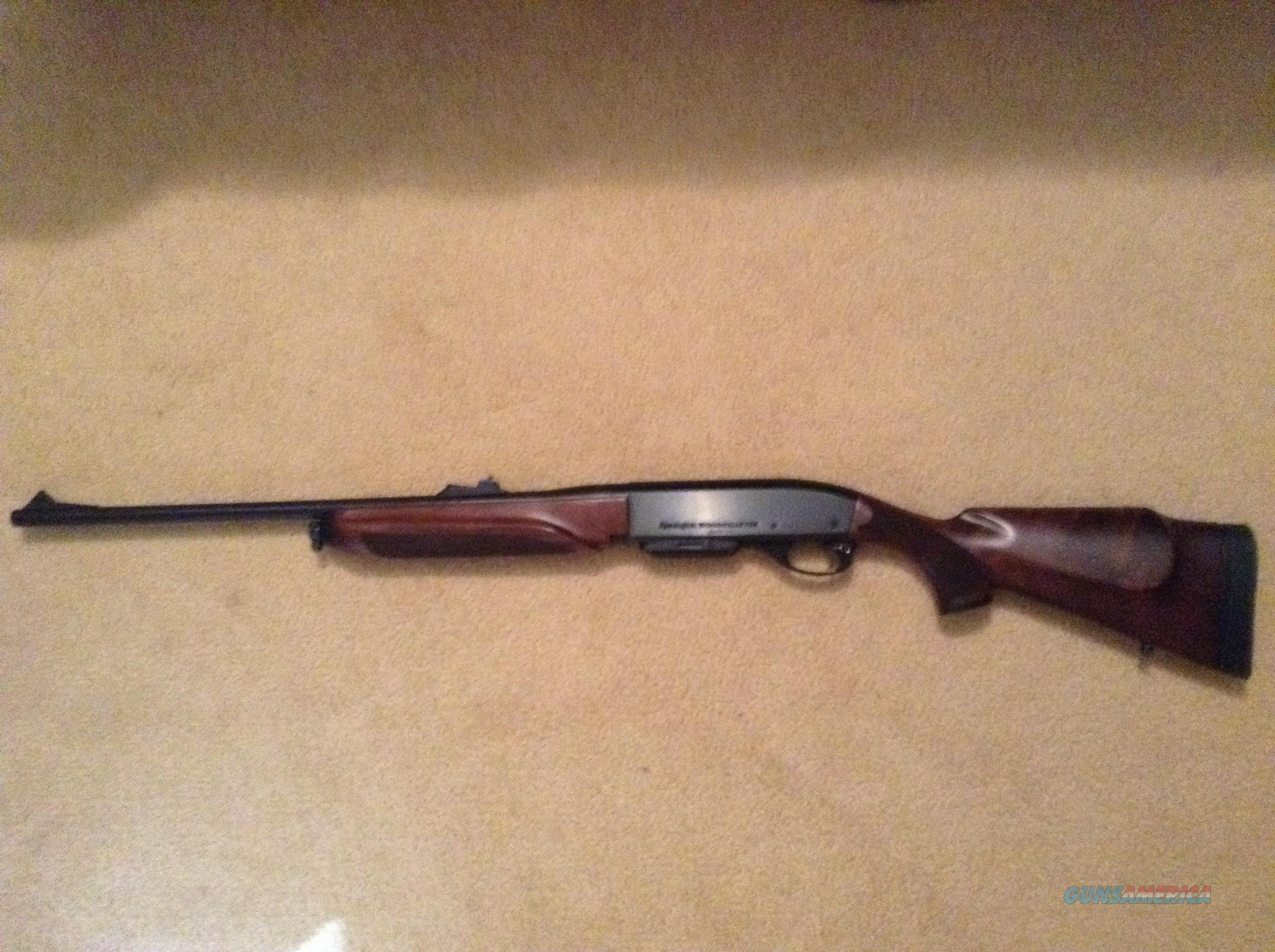 Remington 750 Woodsmaster .243  Guns > Rifles > Remington Rifles - Modern > Other