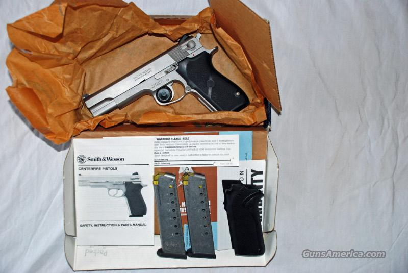 S&W Model 4506  Guns > Pistols > Smith & Wesson Pistols - Autos > Steel Frame