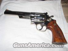SMITH & WESSON 44 MAGNUM  Guns > Pistols > Smith & Wesson Revolvers > Full Frame Revolver