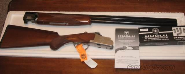 "HUGLU 104-A Over and Under 12GA 28"" NIB  Guns > Shotguns > Huglu Shotguns"