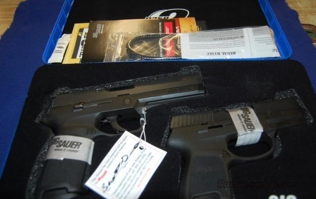 Sig Sauer 250 40 S&W Combo SUM Slite New In Box  Guns > Pistols > Sig - Sauer/Sigarms Pistols > P250