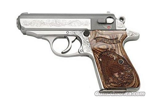 Walther PPK/S Engraved Gun PPKS Wooden Case   Guns > Pistols > Walther Pistols > Post WWII > PP Series