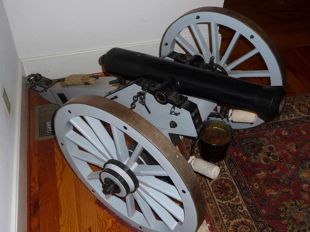 2 inch Napoleon, with carriage  Guns > Rifles > Cannons > Modern Replica