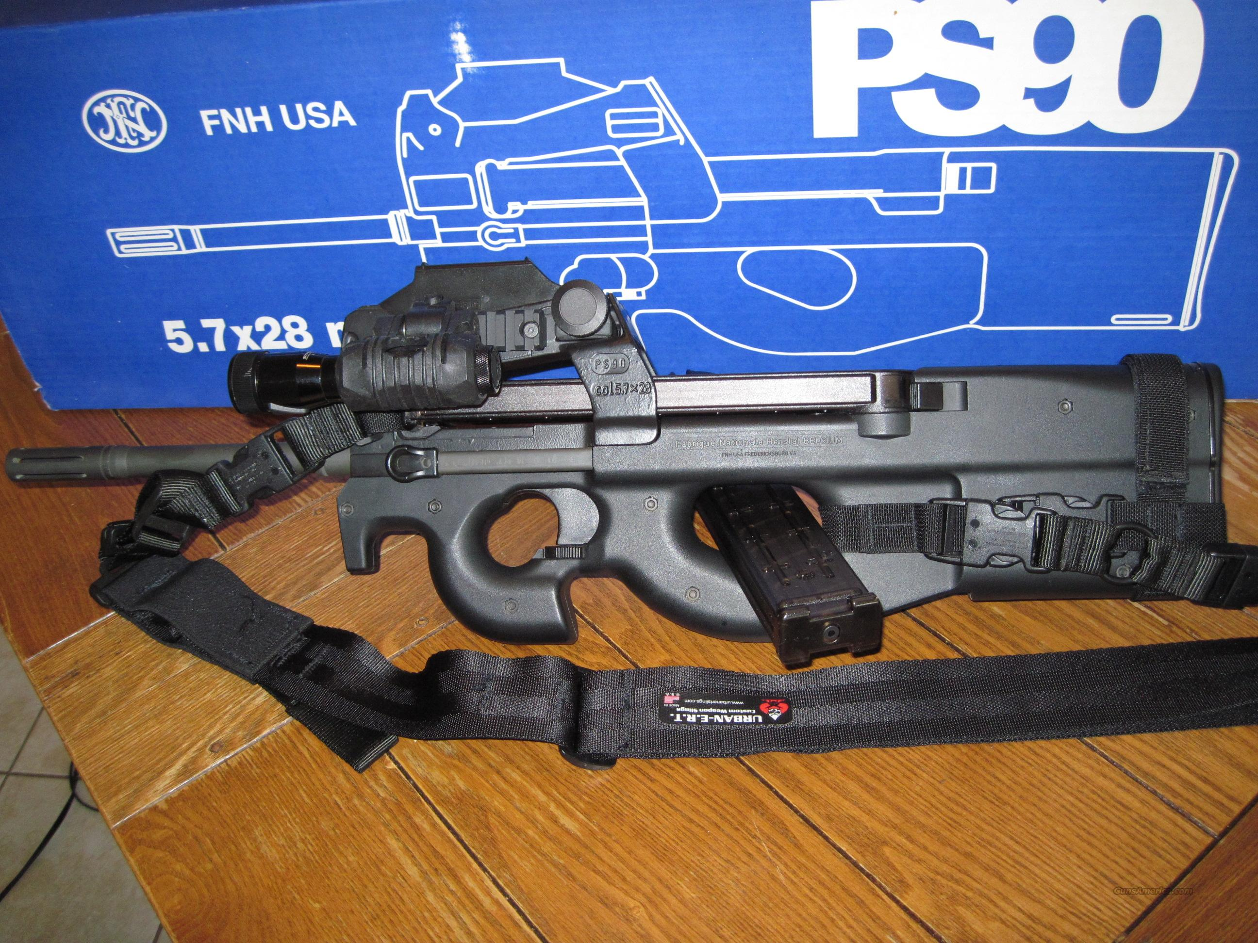 PRICE REDUCED! PS90 for Sale with lots of extras, Gen 2 trigger pack  Guns > Rifles > FNH - Fabrique Nationale (FN) Rifles > Semi-auto > PS90