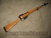 """Jungle Carbine"" Enfield .303  Enfield Rifle"