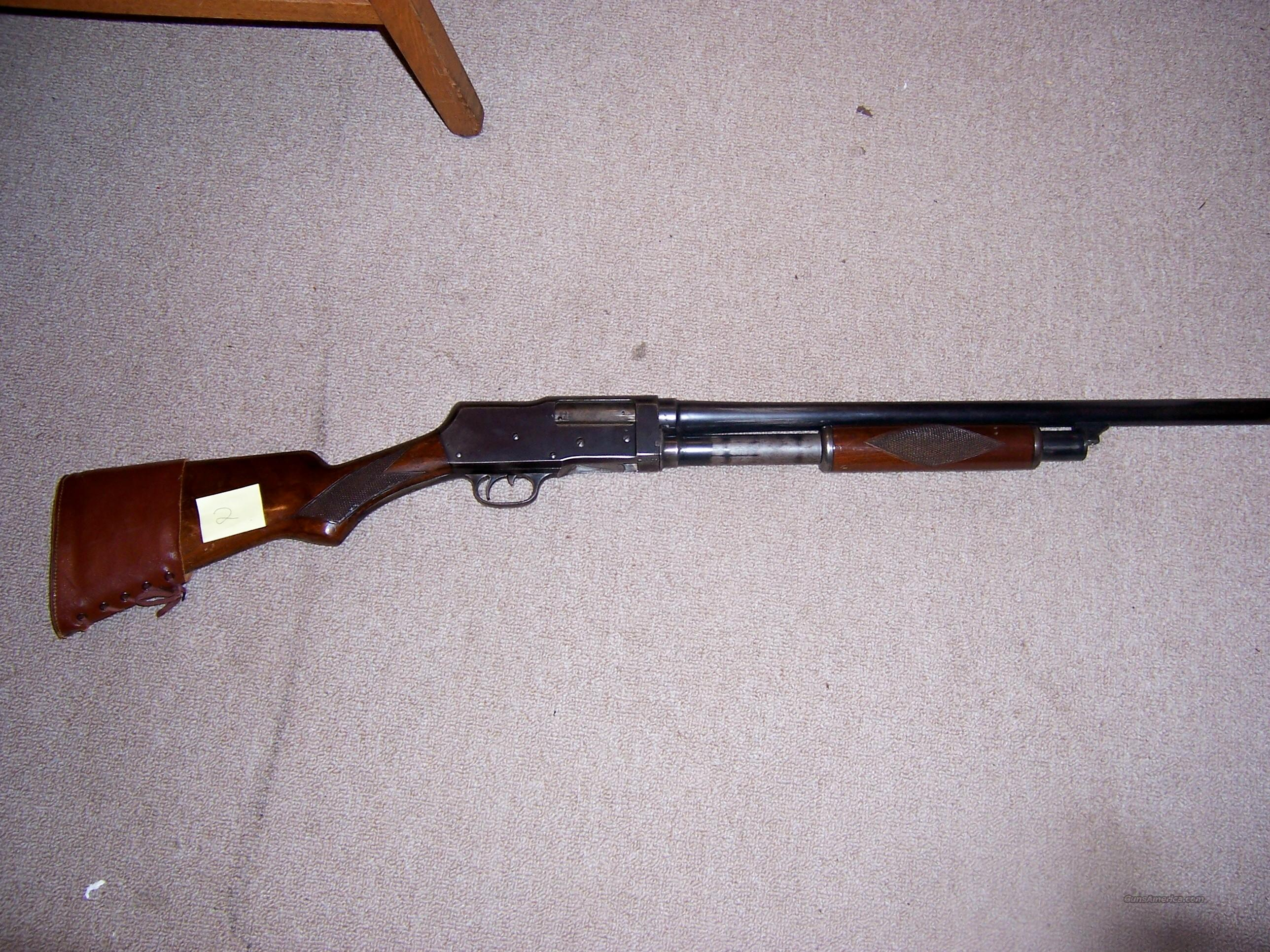 STEVENS  MODEL 520 12GA. PUMP  Guns > Shotguns > Stevens Shotguns
