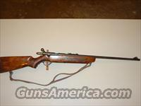 Wards Western Field 22 cal S-L-LR  Guns > Rifles > W Misc Rifles
