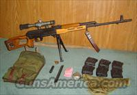 Romanian PSL-54C Sniper Rifle 7.62X54R with LPS 4x 6 TiP2 Scope  Tactical/Sniper Rifles