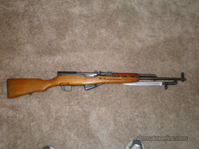 SKS 7.62x39 Chinese  Guns > Rifles > SKS Rifles