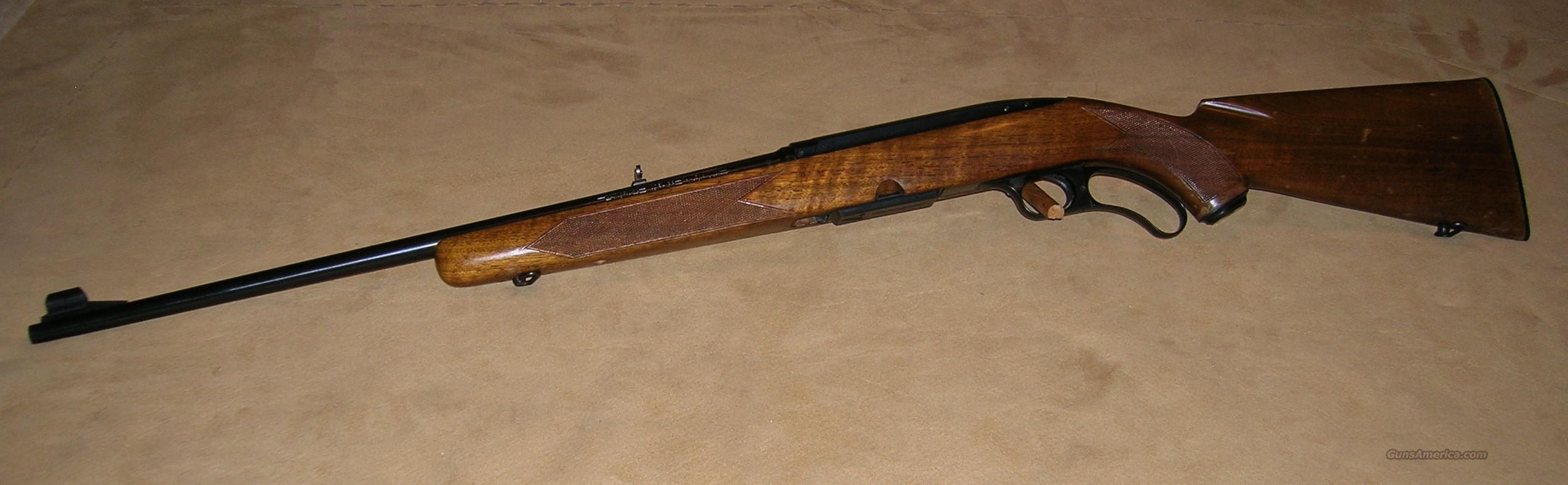 1955 Winchester Model 88  Guns > Rifles > Winchester Rifles - Modern Lever > Other Lever > Pre-64