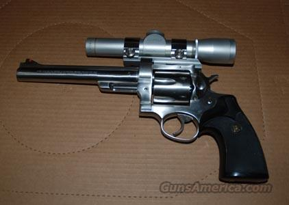 Ruger Redhawk w/ Leupold M8-2X EER Scope & holsters  Guns > Pistols > Ruger Double Action Revolver > Redhawk Type