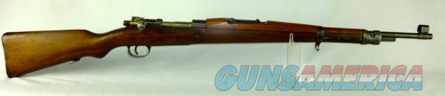 Mauser M-48, 8mm.  Guns > Rifles > Mauser Rifles > German
